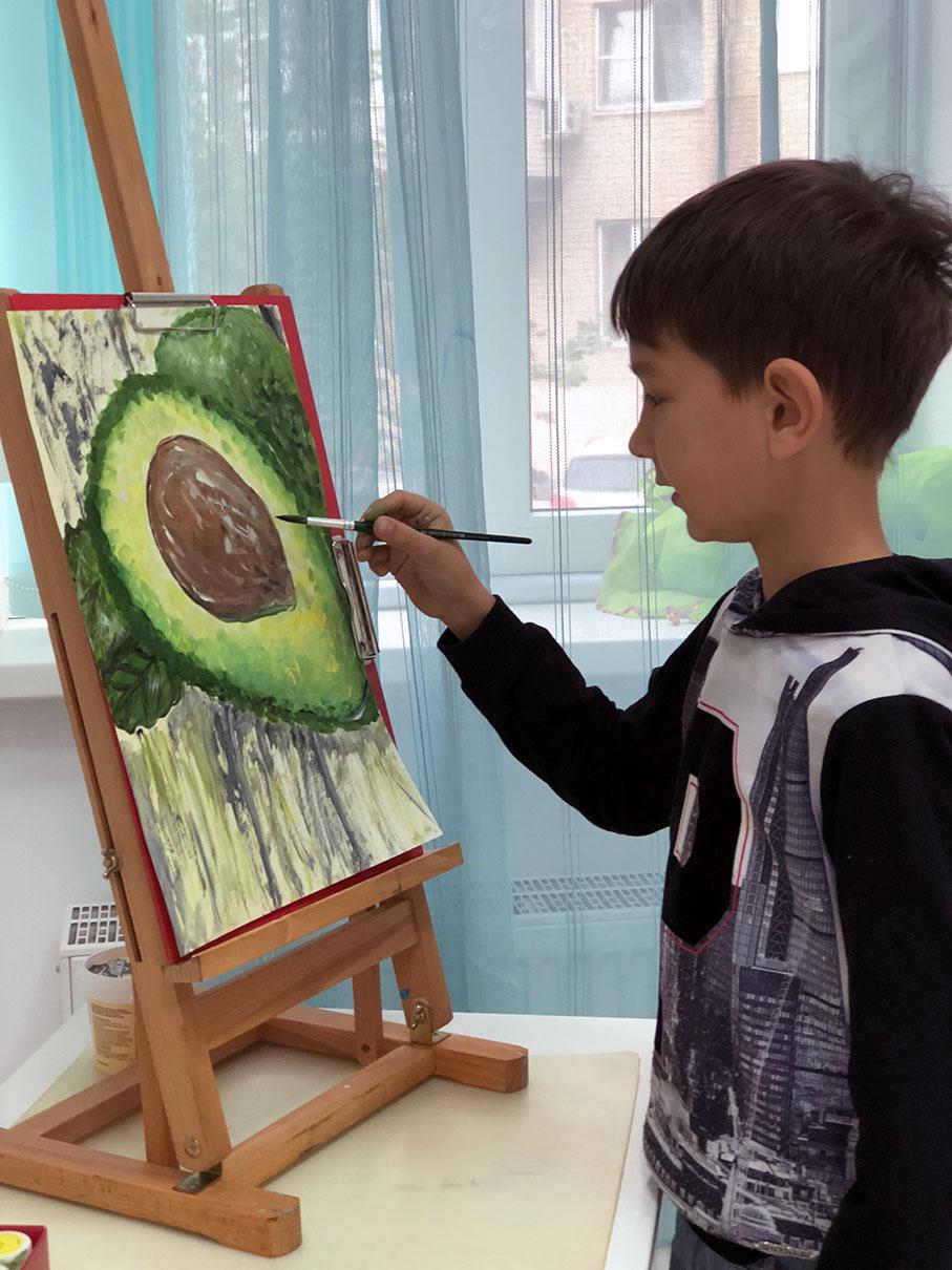 Студия рисунка и живописи